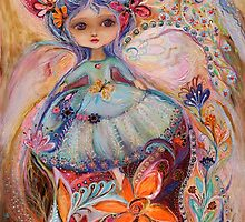 My little fairy Malvina by Elena Kotliarker