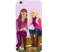 Fashion Girls iPhone Case/Skin