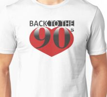 Back to the 90s Logo Unisex T-Shirt