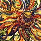Yellow Flower1 by izzybeth