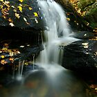 A Small Falls in Autumn by Stephen Beattie