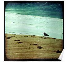 BEACH BLISS - Contemplate Poster