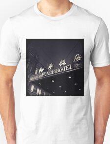 OLD SHANGHAI - Peace Hotel Unisex T-Shirt