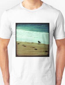 BEACH BLISS - Contemplate Unisex T-Shirt