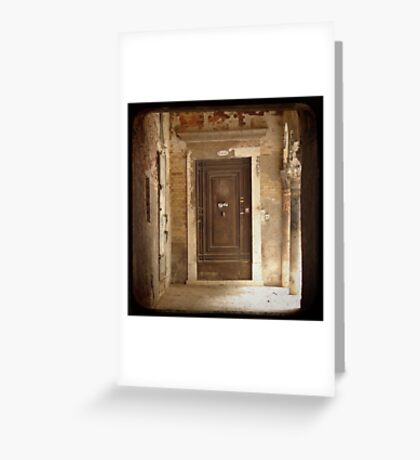 MERCHANT OF VENICE - One of Many Greeting Card