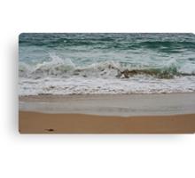 Warilla Waves Canvas Print