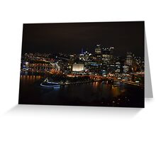Pittsburgh Greeting Card