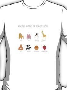 Amazing Animals T-Shirt