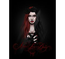 Living dead girl Photographic Print