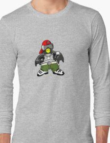 Hip Hop Tux Long Sleeve T-Shirt