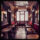 MERCHANT OF VENICE - Florian Tea Room by moderatefanatic