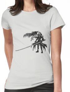 Sephiroth & Masamune Womens Fitted T-Shirt