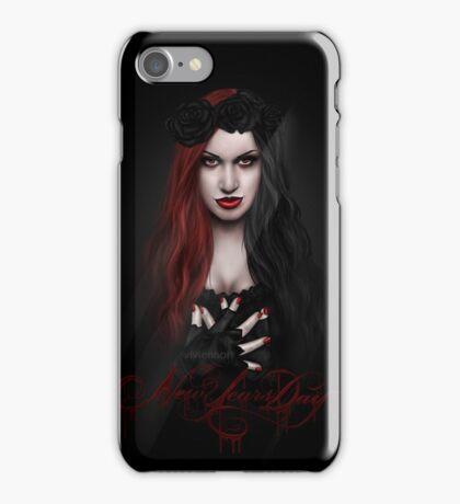 Living dead girl iPhone Case/Skin