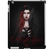 Living dead girl iPad Case/Skin