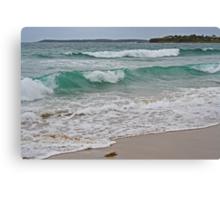 Warilla Beach Canvas Print