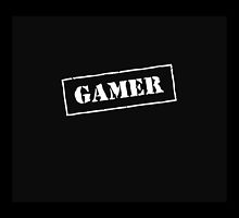 Gamer by craftingdesign