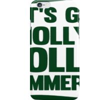 Holly Hammered iPhone Case/Skin