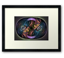 Fractal 26 Framed Print