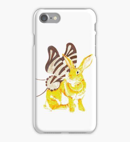 Elf Bunnyfly iPhone Case/Skin