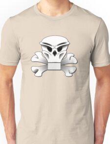 Skull With Attitude Unisex T-Shirt