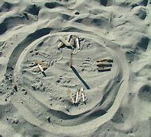oak bay sand dial by dmw43