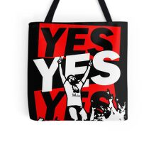 Yes Movement! - Black Tote Bag