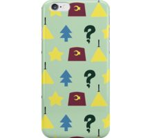Pines Pattern iPhone Case/Skin