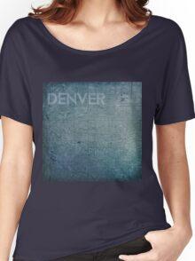 Denver Women's Relaxed Fit T-Shirt
