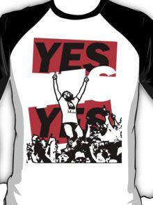 Yes Movement! - Black T-Shirt