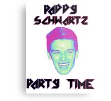 Paddy Schwartz, Party Timez? Metal Print