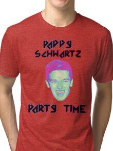 Paddy Schwartz, Party Timez? Tri-blend T-Shirt