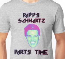 Paddy Schwartz, Party Timez? Unisex T-Shirt