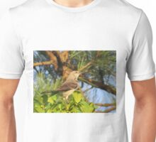 Mr. Mockingbird Unisex T-Shirt