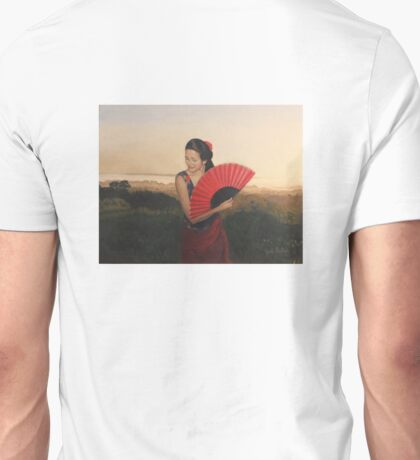 Sueños de Flamenco Unisex T-Shirt