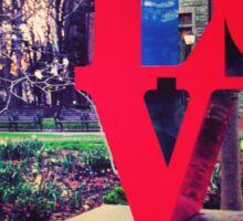 Walk of Love Sticker