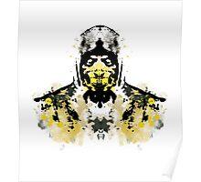 Rorschach Scorpion (MKX Version) Poster