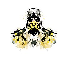 Rorschach Scorpion (MKX Version) Photographic Print