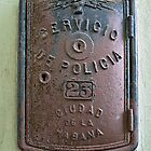 Police Callbox  by Ethna Gillespie