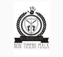 Non Timebo Mala by whelvenwings