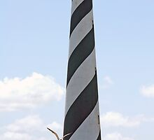 Cape Hatteras Lighthouse by Karl R. Martin