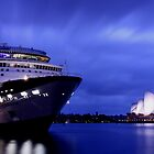 Sydney Harbour by jongsoolee