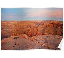 Grand Canyon, Western Rim Poster