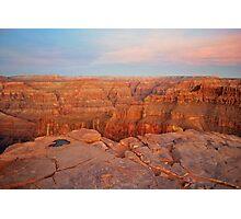Grand Canyon, Western Rim Photographic Print