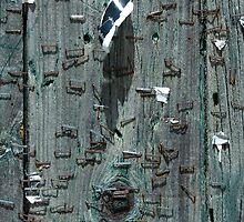 Door of Notice by Marie Watt