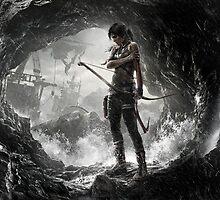 Tomb Raider - Lara Croft by ghoststorm