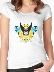 Rorschach Wolverine Women's Fitted Scoop T-Shirt