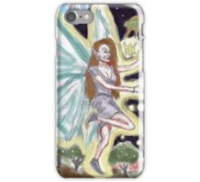 fae's night work iPhone Case/Skin
