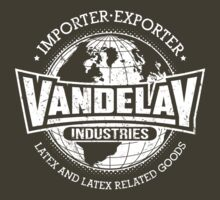 Vandelay Industries (white) by trev4000