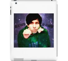 Phil Lester Rawr! iPad Case/Skin