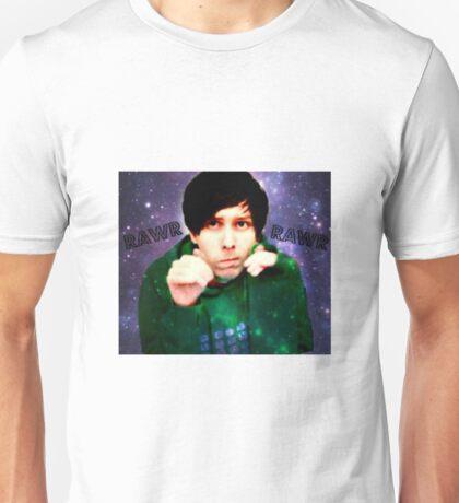 Phil Lester Rawr! Unisex T-Shirt